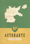 ca1955 BP section 4 map of West Germany