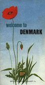 ca1955 BP Welcome to Denmark booklet