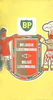 ca1960 BP map of Belgium