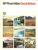 1978 BP road atlas