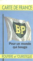 ca1988 BP map of France