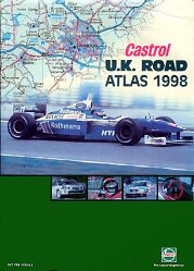 1998 Castrol Road Atlas of Britain