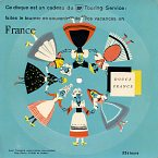 1950s BP Touring Service EP about France