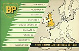 1950s BP Welcome to Great Britain and Northern Ireland