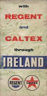 1958 Regent/Caltex map of Ireland