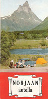 1966 Norway by car (Finnish edition), sponsored by Esso