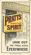 Earlier advert (..ycle stores) from 1905 Pratt's Atlas