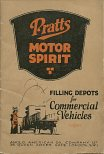 1929 Pratts Motor Spirit Filling Depots for Commercial Vehicles