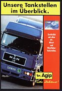 1998 Agip map booklet