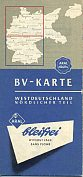 ca1954 Aral map of Germany