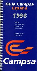 1996 Campsa Guia (atlas of Spain)