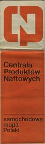 ca1970 CPN map of Poland