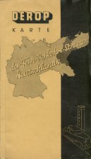 ca1935 Derop atlas of Germany