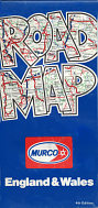 1979 Murco map of England and Wales