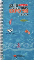 1998 Repsol Guide of Portugal for the Lisbon Expo