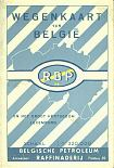 mid 50s RBP map of Belgium