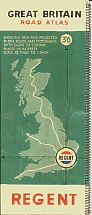 1960 Regent Atlas of Great Britain
