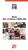 1999 Total Grand Routiers map of France