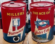 Millers Pistoneeze 5 gallon can