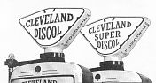 Cleveland Discol globes from a 1960s advert