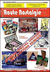 Cover from Route Nostalgie Issue 4