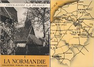 mid-1950s Shell guide to Normandy
