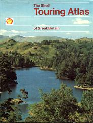 1982 Shell touring atlas of Britain