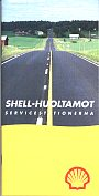 1996 Shell booklet of Finland