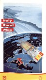 1999 Shell map of Italy