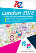 2012 A-Z map of London