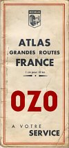 1950s OZO atlas of France